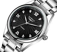 Men's Fashion Casual Water Resistant Stainless Steel Wrist Watch