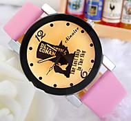 Ladies Watch Personalized Creative Magic Hat Belt Quartz Watch