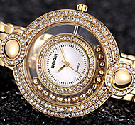 Mulheres Relógio de Moda Quartzo Lega Banda Elegantes marca