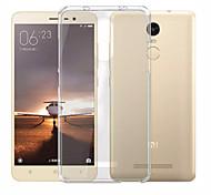 ASLING TPU Ultra Transparent Soft Case for Redmi Note 3