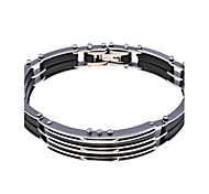 Fashion Men'S  Bicycle Chain Titanium Steel  Bracelet