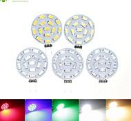 8W G4 Faretti LED MR11 15 SMD 5630 700-900 lm Bianco caldo / Bianco / Rosso / Blu / Verde Intensità regolabileDC 12 / AC 12 / AC 24 / DC