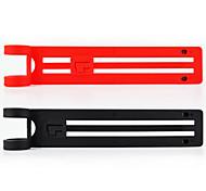 2015 Universal Convenient Car Steering Wheel Phone Holder Navigation Holder Max Size 153MM Black/Red