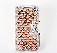 Luxury Bling Crystal & Diamond Leather Flip Bag cases For iPhone 5(Assorted Color)