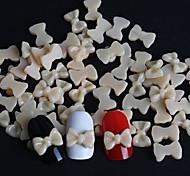 1Set=50 - Gioielli per unghie - Adorabile - Dito - di Acrilico - 6*4*0.5