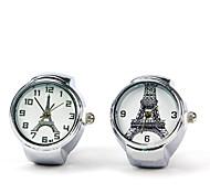 estilo towl de liga de forma do vintage relógio de anel de vendas quente (2 cores) (1pc)