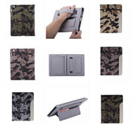 Ultrathin Camouflage Style Leather Case Fashion Cool With Belt Card Holder Case for iPad Mini 3/2/1(Assorted Color)