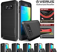 Genuine Verus Crucial Hybrid Dual Slim Hard Bumper Cover For Samsung Galaxy S6/S6 edge/S6 edge plus