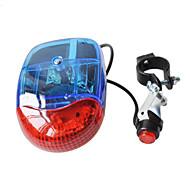 Luce frontale per bici LED - Ciclismo con corno / Facile da portare AA 200LM Lumens Batteria Ciclismo