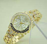Ladies' New Fashion Classic Rhinestone Wrist Watch