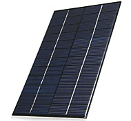 4.2W 12V Output Polycrystalline Silicon Solar Panel for DIY