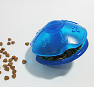 Pet Food Leakage Gyro Pet Dog Toys Educational Trainer