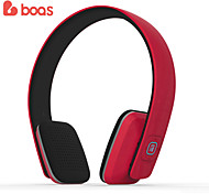 Boas Stylish Wireless bluetooth Headset Hifi Stereo Bluetooth Headset Sport Stereo Wireless Headphone for Mobile Phone