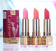 Rouges à Lèvres Humide / Matériel Baume Gloss coloré Rouge / Rose / Orange 1