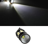 2 x T20 7443 1 CREE R5 12 LED 5630 SMD White Car Tail Parking Stop Light Bulb Lamp