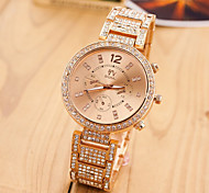 Women's Rhinestone Diamond Female Quartz Bracelet Watch Cool Watches Unique Watches