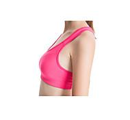 Per donna Canotte Sport Traspirante / Asciugatura rapida Rosso S / M / L / XL Fitness - Altro