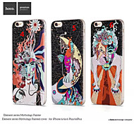 HOCO R Colored Drawing Fashion TPU Mobile Phone Shell for iphone6/6S 4.7 Assorted Colors