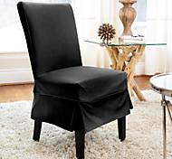 Cobertura de Cadeira - Preto / Verde / Marrom / Cinzento - de Têxtil - Novidade