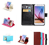 360° Universal Pouch Wallet Style PU Leather Case Cover Mobile Phone Cases For Nokia Lumia 640 XL/540/N640/535/435/730