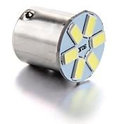 4 x 1156 BA15S 6 LED 5630 SMD White Car Tail Brake Light Bulb Lamp