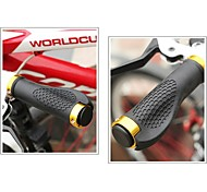 Bicycle Black Plastic Grip Cycling Handlebar