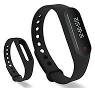activités sportives Tracker ligne montre intelligente sports moniteur lincass podomètre de sommeil tracker sms CSAJ Smart Alarm