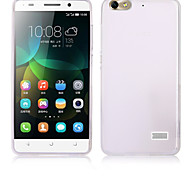 Transparent Silicone Back Cover For Huawei Honor 4C