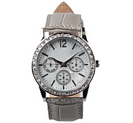 Beautiful Grey Belt Ladies Watch