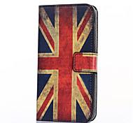 Para Funda Samsung Galaxy Soporte de Coche / Cartera / con Soporte / Flip / Diseños Funda Cuerpo Entero Funda Bandera Cuero Sintético