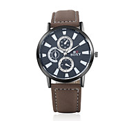 2016 Man'S Wrist-Watches Business Characteristic Leisure Watch Wrist Watch Leather Watch Classic Men'S Watches