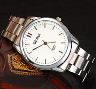 Men's Watch Classic Simple Band Quartz Watch