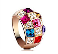 New Arrival Fashional Rhinestone Crystal Ring
