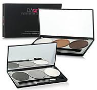 3 Sombra de Ojos Mineral Paleta de sombra de ojos Polvo Normal