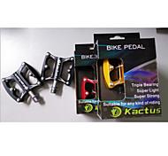 KACTUS Cycling Bike Pedals Aluminium Alloy  BMX Pedal