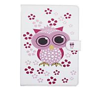 owl patter PU-Leder Ganzkörper-Fall mit Standplatz für Samsung Galaxy Tab 9.7 s2 t815