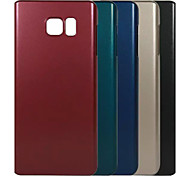 Plating Metal Surface Design PC Stiff Case for Samsung Galaxy Note2/ Note3/ Note4/Note5  (Assorted Color)