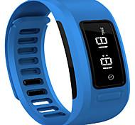 H8 Smart-Armband Sport / Gesundheit / Herzschlagmonitor / Wecker / Nachrichtensteuerung / Schlaf-Tracker / Timer / Stoppuhr Bluetooth 4.0