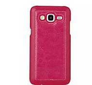 la tapa especialmente diseñada para Samsung j5 (color clasificado)