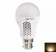 1 pcs Kakanuo B22 5W 30XSMD2835 550lm Warm White / Cool White / Natural White A60 LED Ball Bulbs AC85-265V