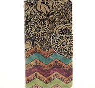 flor ola cubierta de la caja del teléfono celular de diseño para wiko puesta del sol 2