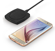 T-600 Qi Wireless Charger for Samsung S6/edge/edge+/Note5/Note5+ and  Built-in Qi Wireless Charging Receiver Smart Phone