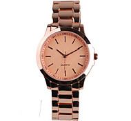 Foreign Trade Sales Rose Gold Fashion Ladies Watch