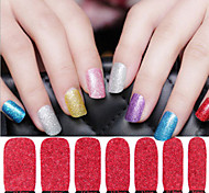 Stickers Decal Design Foils Nail Tips Wraps Art Decoration Manicure DIY