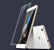 película protetora prémio tela de vidro temperado para Huawei p8 Lite