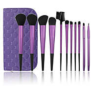 11pcs/kits Makeup Brushes Professional Set Cosmetics Brush Tools Foundation Brush For Face Make Up Beauty Essentials