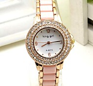 The Most Popular Girl King Copper Wrist Watch for women