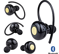 Mini Wireless Bluetooth Stereo Headset casque écouteur micro pour samsung iphone