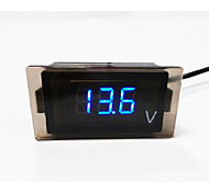 Motorcycle / Car LED Digital Voltmeter