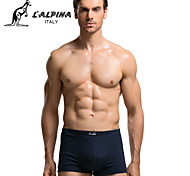 L'ALPINA® Men's Cotton Boxer Briefs 4/box - 21123